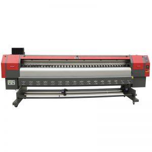 eco solvent printer dx7 head 3.2m ഡിജിറ്റൽ ഫഌഗ് ബാനർ പ്രിന്റർ, വിനൈൽ പ്രിന്റർ WER-ES3202