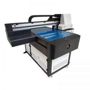 ഉയർന്ന വേഗതയുള്ള UV ഫ്ലാറ്റ്ഡ് പ്രിന്റർ, നേതൃത്വത്തിലുള്ള യു.വി. ലാമ്പ് 6090 പ്രിന്റ് സൈസ് WER-ED6090UV